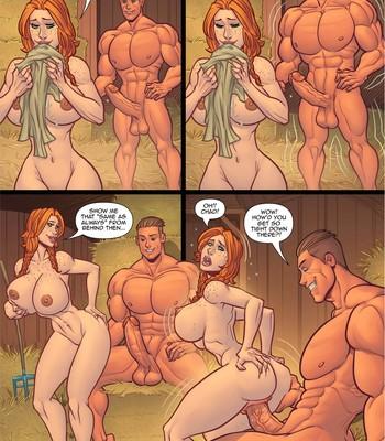 Farm Grown – Summer comic porn sex 007