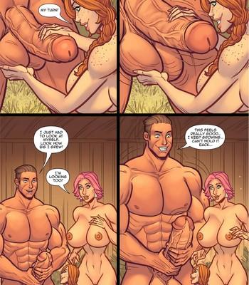Farm Grown – Summer comic porn sex 013