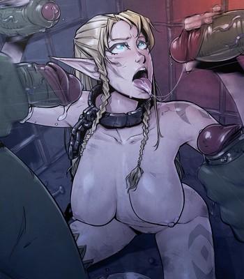 Porn Comics - Farryn