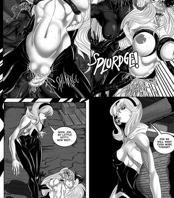 Felicia's Spider-Problem comic porn
