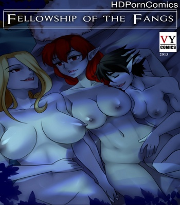 Porn Comics - Fellowship Of The Fangs