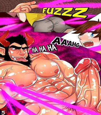 Ferbit Comic 2 – The Helper 1 comic porn sex 006