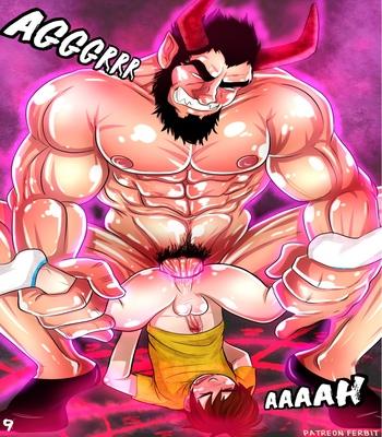 Ferbit Comic 2 – The Helper 1 comic porn sex 010