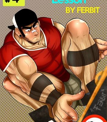 Porn Comics - Ferbit Comic 4 – The Skating Lesson