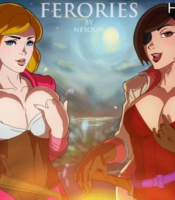 Porn Comics - Ferories 1