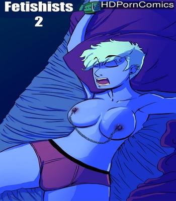 Porn Comics - Fetishists 2