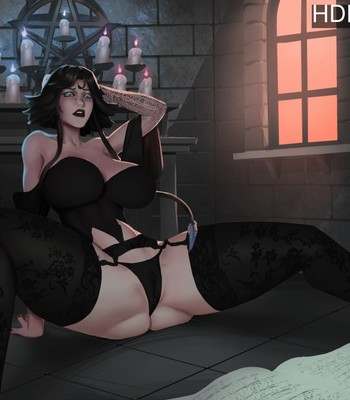 Porn Comics - Fey Trickery