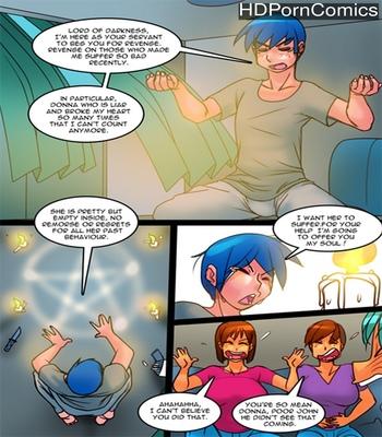 Porn Comics - Filthy Donna 15