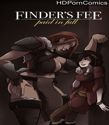 Porn Comics - Finder's Fee