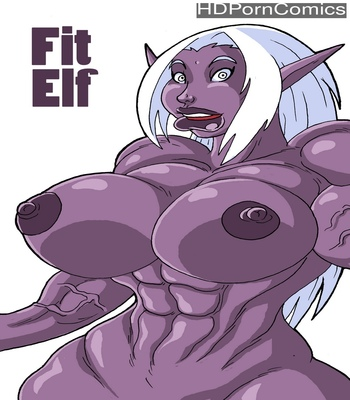 Porn Comics - Fit Elf
