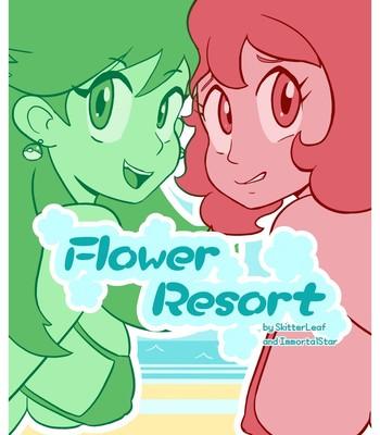 Porn Comics - Flower Resort