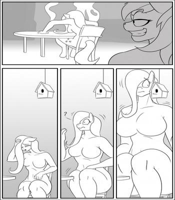 Fluttersize 3 free sex comic