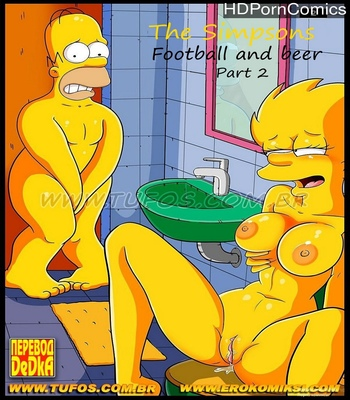Porn Comics - Football And Beer 2