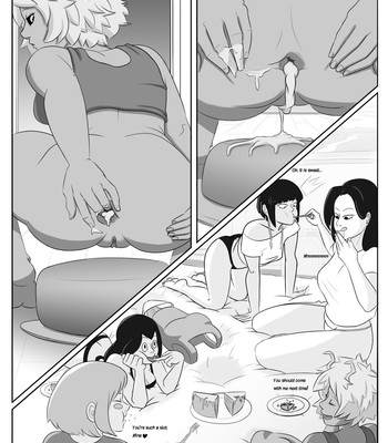 For Want Of Cake comic porn