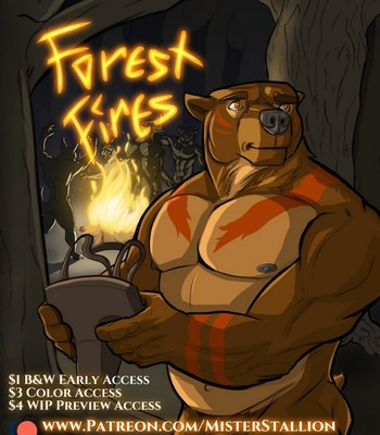 Porn Comics - Forest Fires 1