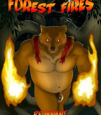 Porn Comics - Forest Fires 2 – Revenant