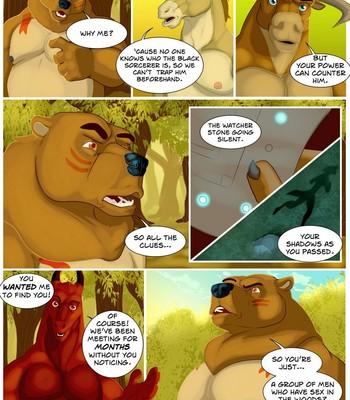 Forest Fires 2 - Revenant comic porn sex 004