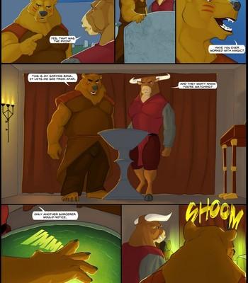Forest Fires 2 - Revenant comic porn sex 017