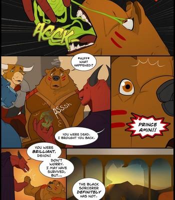 Forest Fires 2 - Revenant comic porn sex 038