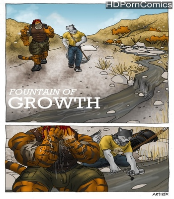 Porn Comics - Fountain Of Growth