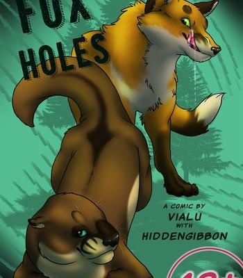 Porn Comics - Fox Holes