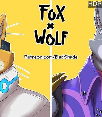 Porn Comics - Fox X Wolf