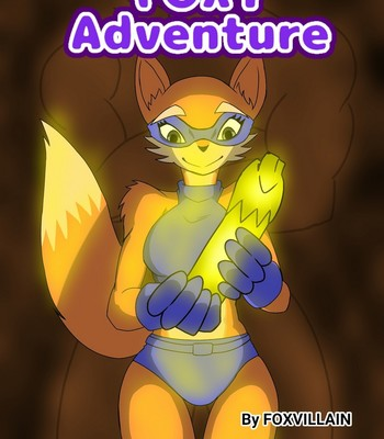 Porn Comics - Foxy Adventure