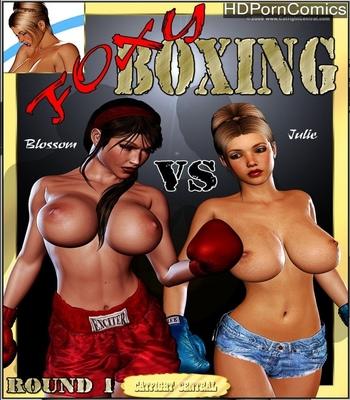 Porn Comics - Foxy Boxing 1 – Blossom Vs Julie – Round 1
