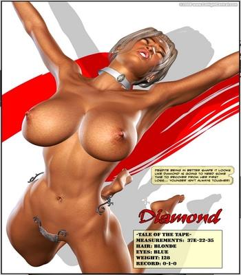 Foxy Boxing 3 – Diamond Vs Shiva – Round 4 comic porn
