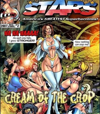 Porn Comics - Freedom Stars 2 – Cream Of The Crop