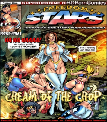 Porn Comics - Freedom Stars – Cattle Call 2