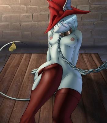 Porn Comics - Freya Fantasy