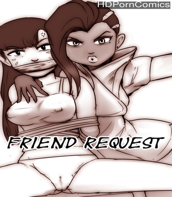 Porn Comics - Friend Request