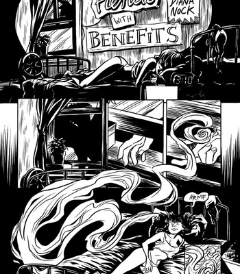 Porn Comics - Friends With Benefits