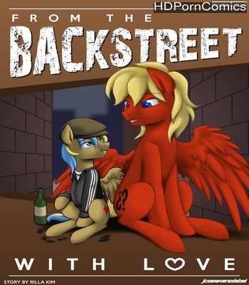 Porn Comics - From The Backstreet With Love