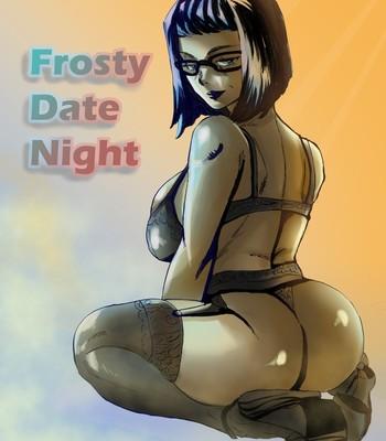 Porn Comics - Frosty Date Night