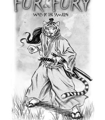 Porn Comics - Fur & Fury 1 – Wars Of The Samurai