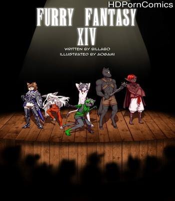 Porn Comics - Furry Fantasy XIV 1