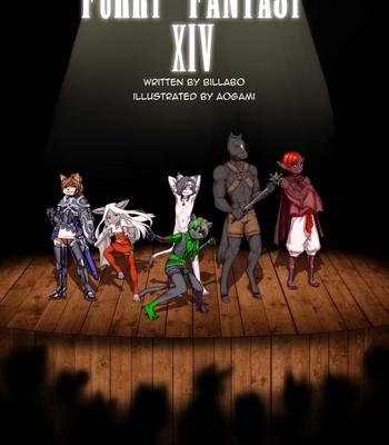 Furry Fantasy XIV 2 comic porn sex 001