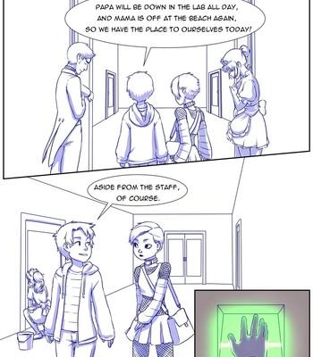 Furry Fantasy XIV 2 comic porn sex 006