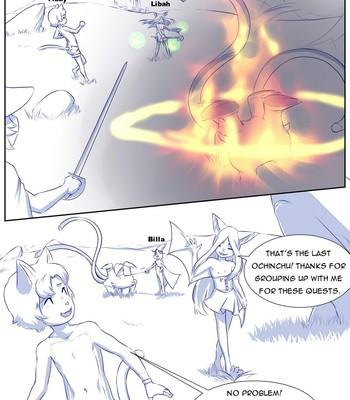 Furry Fantasy XIV 2 comic porn sex 016