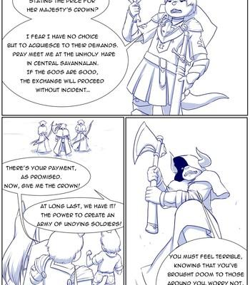 Furry Fantasy XIV 2 comic porn sex 024