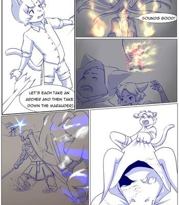 Furry Fantasy XIV 2 comic porn sex 025