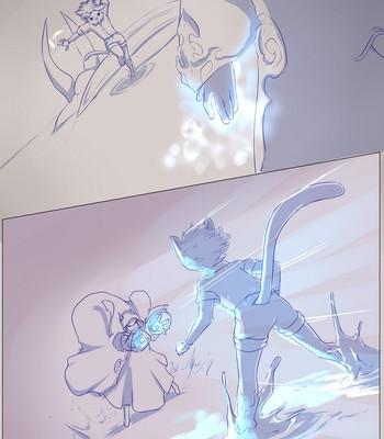 Furry Fantasy XIV 2 comic porn sex 029