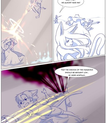 Furry Fantasy XIV 2 comic porn sex 030