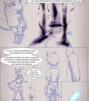 Furry Fantasy XIV 2 comic porn sex 031