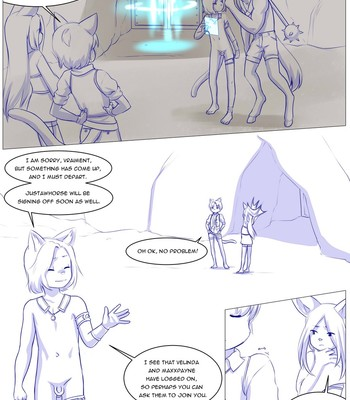 Furry Fantasy XIV 3 comic porn sex 014