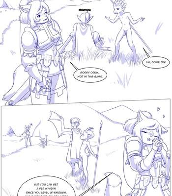 Furry Fantasy XIV 3 comic porn sex 015