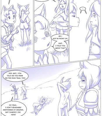 Furry Fantasy XIV 3 comic porn sex 016