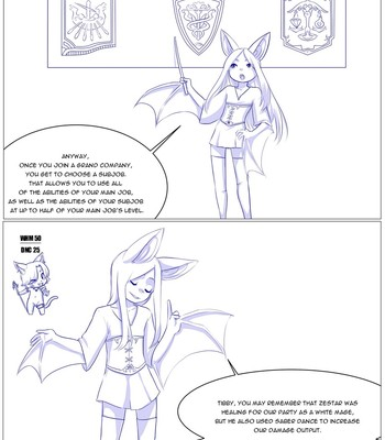Furry Fantasy XIV 3 comic porn sex 017